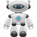robot, robotics, science, technology icon