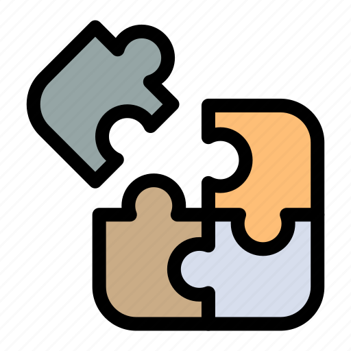 Jigsaw, puzzle, science, solution icon - Download on Iconfinder