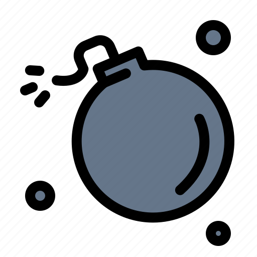 Bomb, comet, explosion, meteor, science icon - Download on Iconfinder