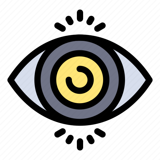 Eye, science, search, test icon - Download on Iconfinder