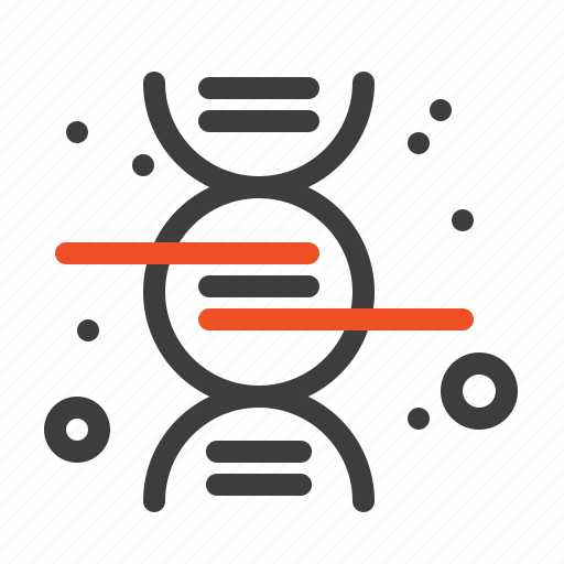 dna, research, science icon