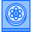 award, chemistry, laboratory, medal, physics, prize, science icon