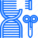 change, chemistry, cut, dna, laboratory, physics, science icon