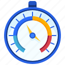 barometer, scale, science, seo, speed, tool, web icon