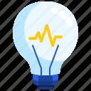 bulb, creative, creativity, electronics, idea, light, lights