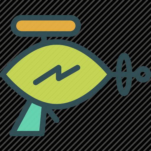alien, futuristic, gun, ray icon