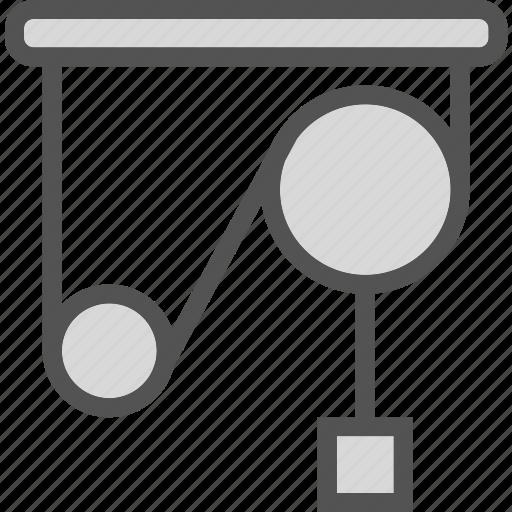 engine, mechanics, physics0laws icon