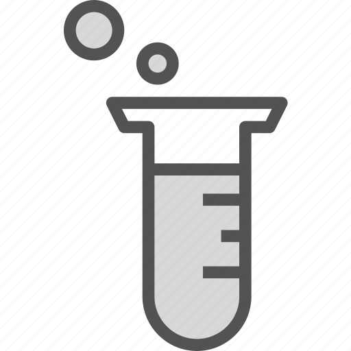 experiment, flask, potion, tube icon