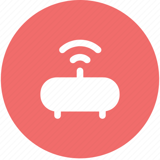 internet, modem, router, signals, technology, wifi, wireless internet icon