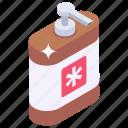 medical hand wash, soap dispenser, foam dispenser, liquid soap, hand gel icon