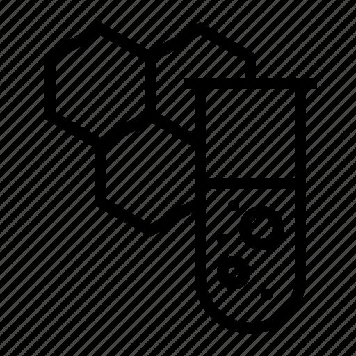 atom, science, test, tube icon