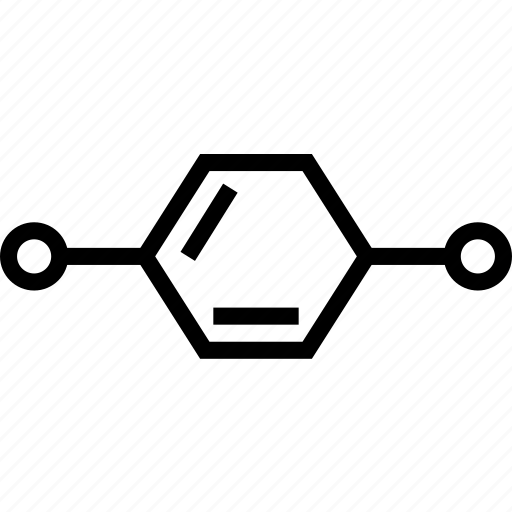 chemistry, connection, formula, science icon