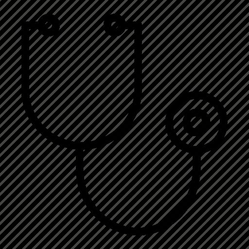 doctor, hospital, medical, nurse, science, stethoscope icon