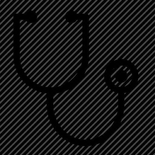 doctor, health, medical, nurse, science, stethoscope icon