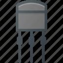 electronics, science, transistor