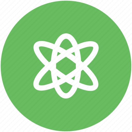atom, molecule, orbit, orbitals icon
