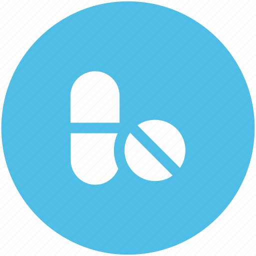capsule, drugs, medical pills, medications, medicine, pills, tablets, vitamins icon