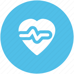 healthcare, heart rate, heartbeat, lifeline, pulsation, pulse, pulse rate icon