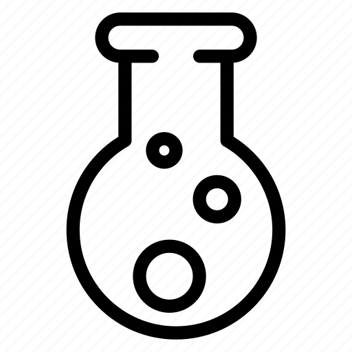 beaker, chemistry, electronic, science, tech, technology icon