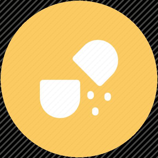 capsule, drugs, medical pills, medications, medicines, pills, tablets, vitamins icon