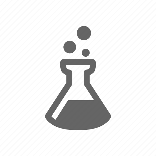 chemical, chemistry, flask, lab, laboratory, research icon