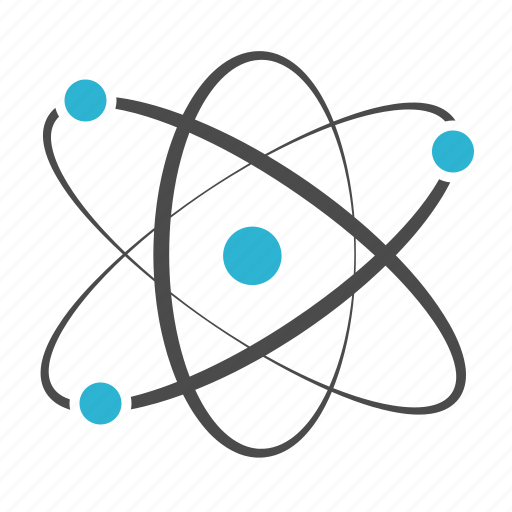 Science Physics From: Atom, Chemistry, Molecular, Physics, Science Icon