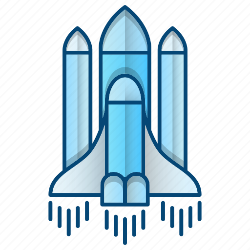 astronomy, rocket, science, space, spaceship icon