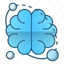 brain, brainstorming, creative, mind, science icon