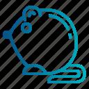 mammal, rat, mouse, experimentation icon