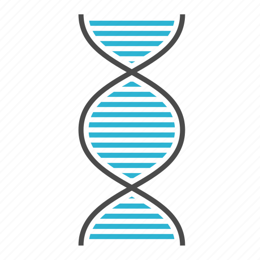 biology, dna, experiment, genetic, genome, laboratory, medicine, science icon