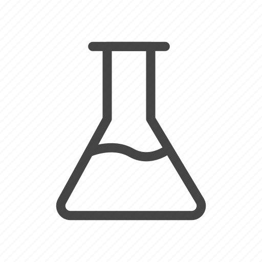 chemical, chemistry, flask, lab, laboratory, science, tube icon