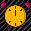 alarm, clock, education, school, science