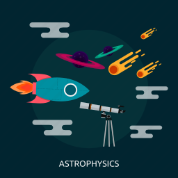 asteroid, astronomy, astrophysics, planet, scientist, star, universe icon
