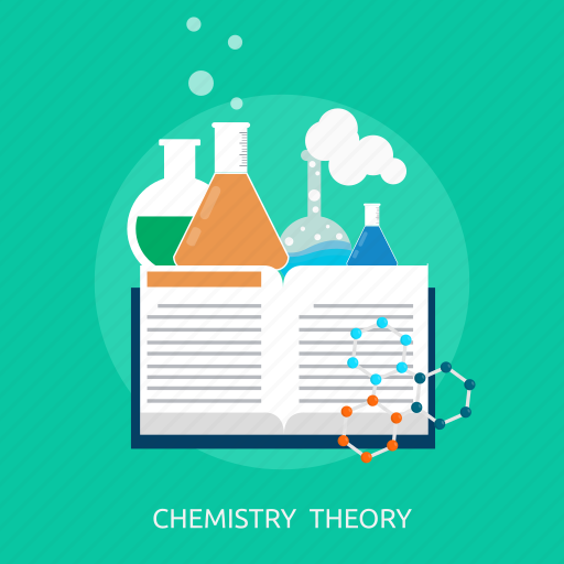 atom, chemistry, experiment, formula, molecule, science, theory icon