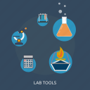 doctor, experiment, lab, medical lab, research, science, tool icon