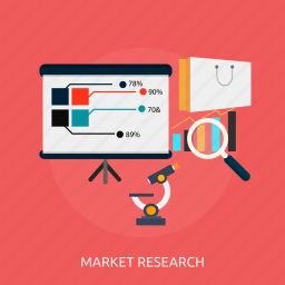 analyze, business, commerce, marketing, selling, statistics, strategy icon