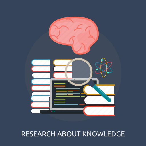 analyze, book, brain, knowledge, learning, research icon