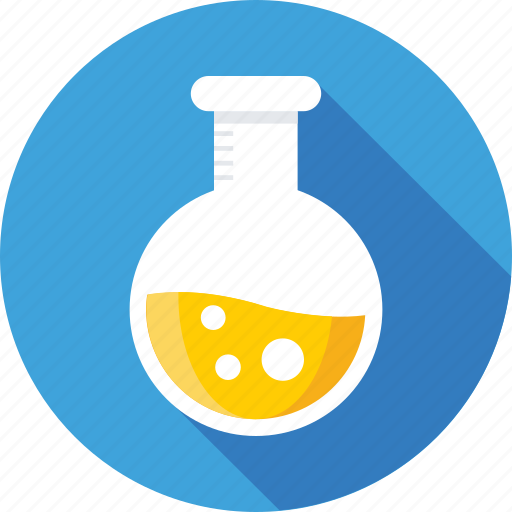 chemistry, conical flask, flask, lab, laboratory icon