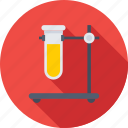 experiment, lab, lab glassware, sample tube, test tube icon