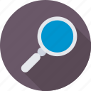 magnifier, magnifying glass, magnifying lens, search tool, zoom icon