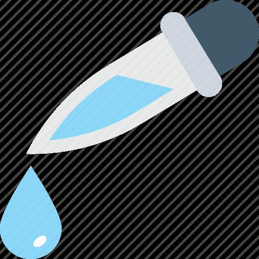 chemical, color picker, dropper, laboratory tool, pipette icon