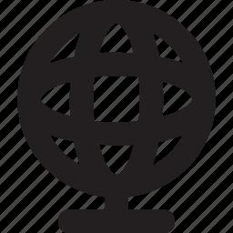 earth, globe, international, network, worldwide icon