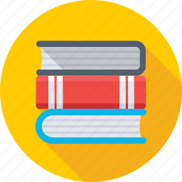 books, education, learning, reading, study icon