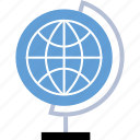 globe, web, wide, world icon