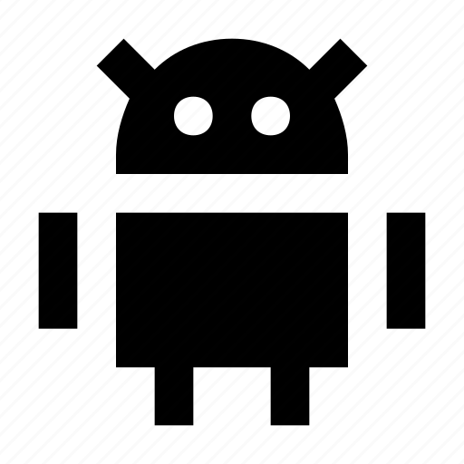 android, android robot, operative system, robot, technology icon