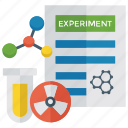 chemical experiment, lab research, physics experiment, scientific experiment, scientific research icon
