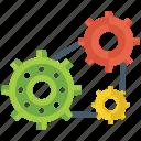 cogwheel, configuration, maintenance, management, settings