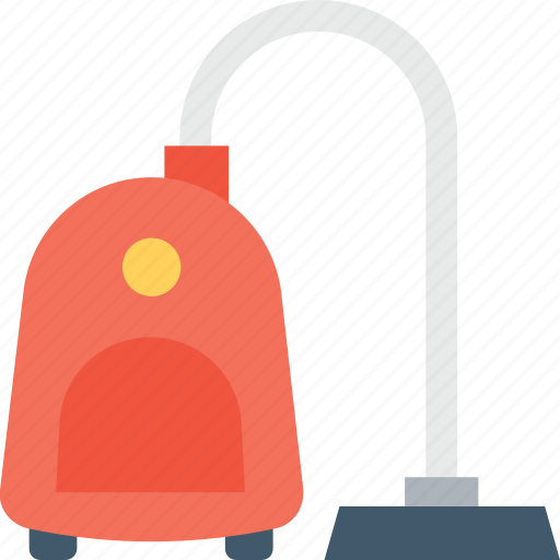 appliance, cleaning, electronics, vacuum, vacuum cleaner icon