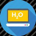 laptop, formula, water formula, online study, h2o