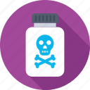 chemical, danger, dangerous, poison, warning